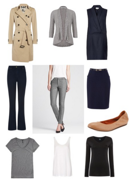 Save Spend Splurge 10 Essentials In Every Woman 39 S Parisian Minimalist