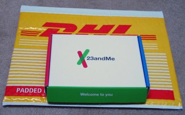 23andMe-DHL-Canada-DNA-Sample-Box
