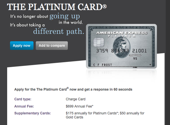 Eligibility for american express platinum card for Mercedes benz platinum card
