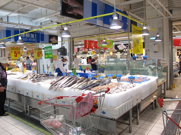 Beijing-China-Food-Photograph-Travel-Seafood-Carrefour
