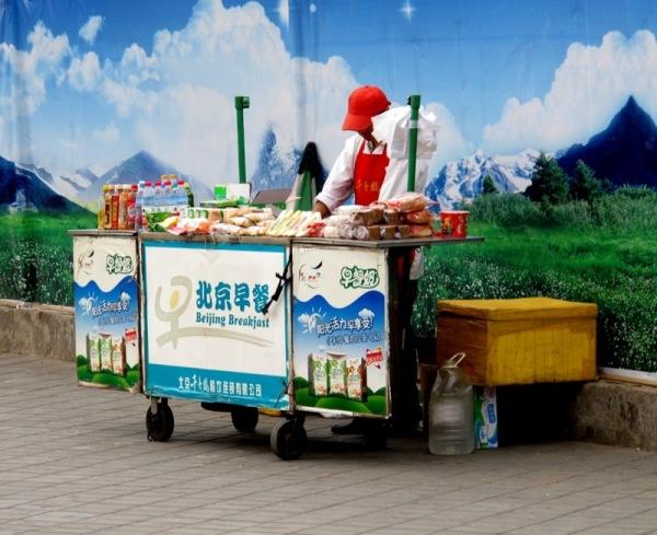 Beijing-China-Photograph-Breakfast-Street-Stall
