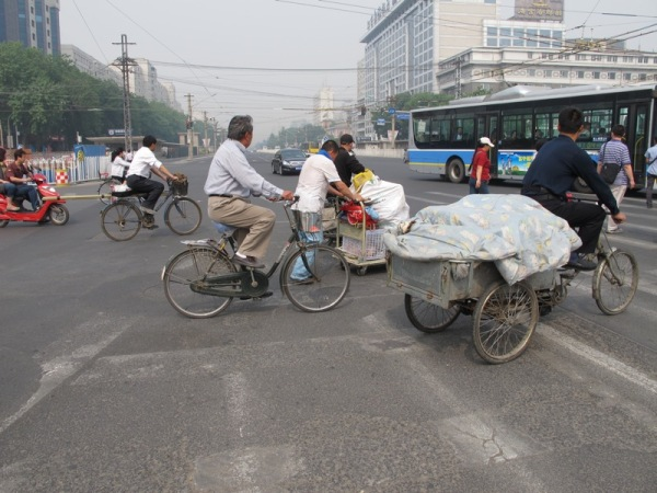 Beijing-China-Photograph-Crossing-the-Street-Car