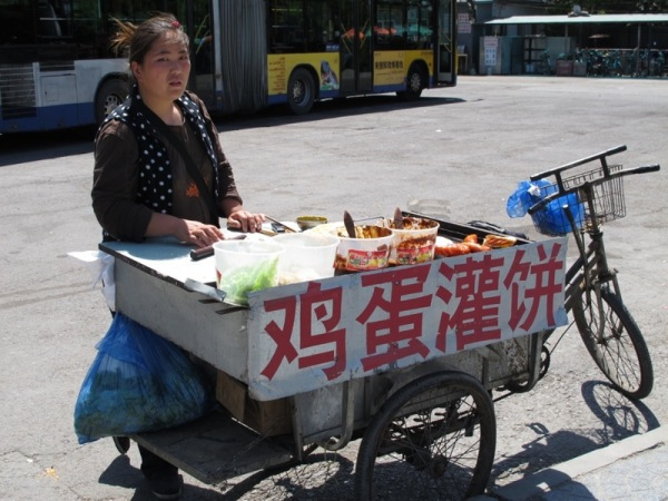 Beijing-China-Photograph-Food-Street-Stall