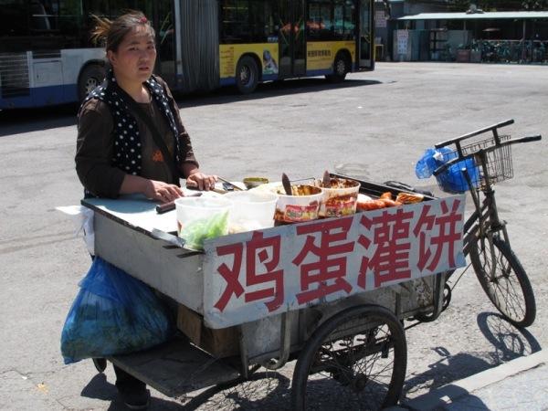 Beijing-China-Photograph-Food-Street-Stall