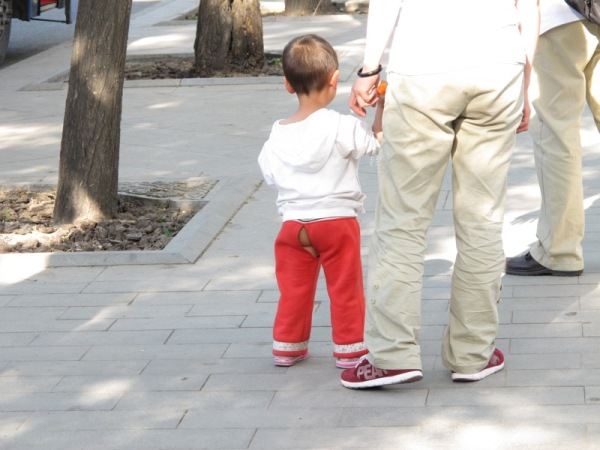 Beijing-China-Photograph-Kids-Toilets-Everywhere-Split-Hole-Pants-Kids
