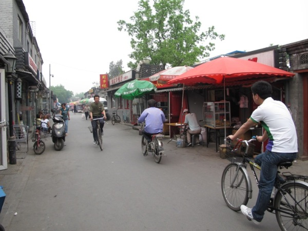 Beijing-China-Photograph-Street-Restaurants