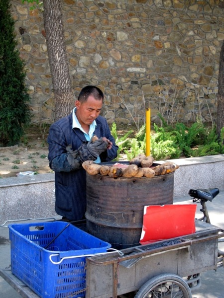 Beijing-China-Photograph-Sweet-Potatoes-Vendor
