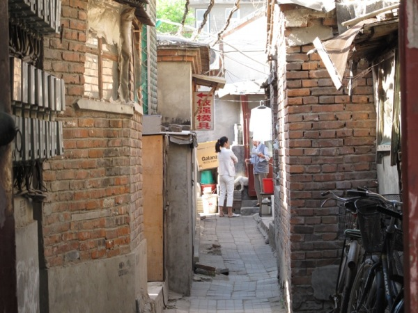 Beijing-China-Photoraph-Homes-Behind-Hidden-Walls-Neighbourhood