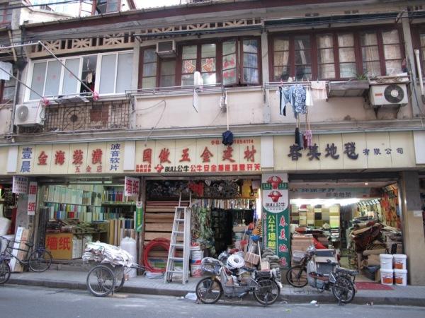 Beijing-China-Photoraph-Homes-Street-Busy-Shopowners