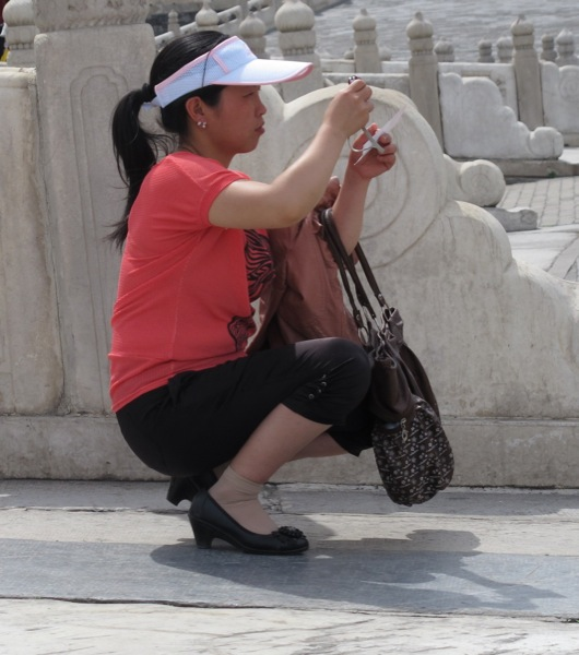 Beijing-China-Tourist-Chinese