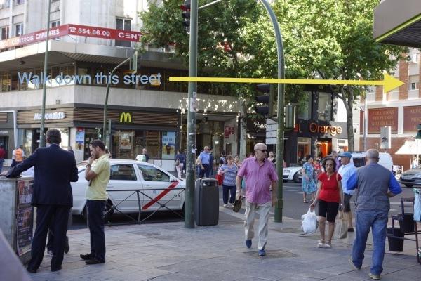 Best-Saffron-Shop-in-Madrid-Cuatro-Caminos-Street-2