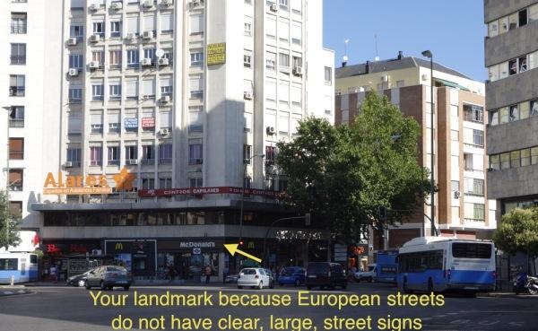Best-Saffron-Shop-in-Madrid-Cuatro-Caminos-Street