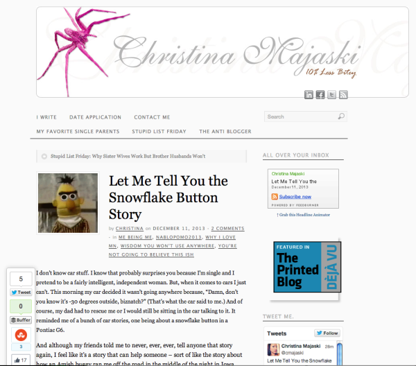 Blog-Feature-December-2013-Christina-Majaski