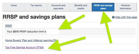 CRA-Login-Screen-Individual-Accounts-RRSP-TFSA