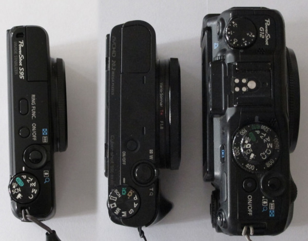 Canon-S95-Canon-G12-Sony-RX100-Comparison-Point-and-Shoot-Cameras