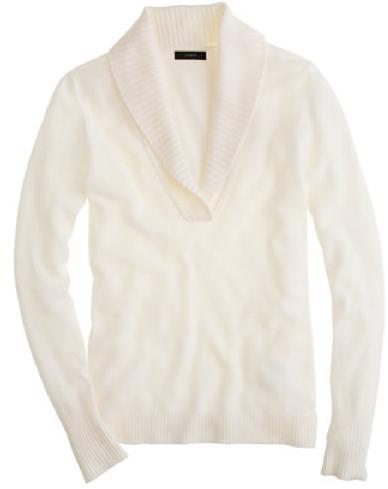 Cashmere-Shawl-Collar-Sweater-Ivory