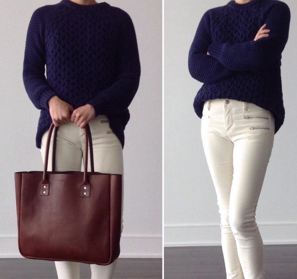 Classic-Parisian-Outfit-2-BCBG-Luxe-Casual