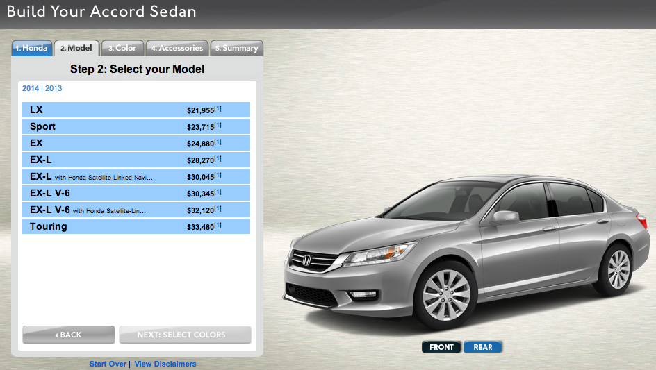 http://automobiles.honda.com/tools/build-price/trims.aspx?ModelID=&ModelName=Accord%20Sedan&ModelYear=2014