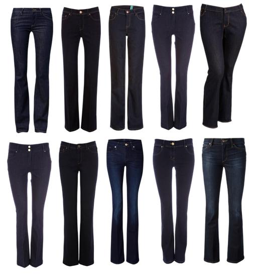 Dark-Rinse-Boot-Cut-Jeans