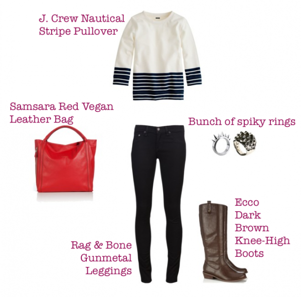 J. Crew-Nautical-Pullover-Striped-Sweatshirt-Jason-Wu-For-Target-Scarf-Casual-2