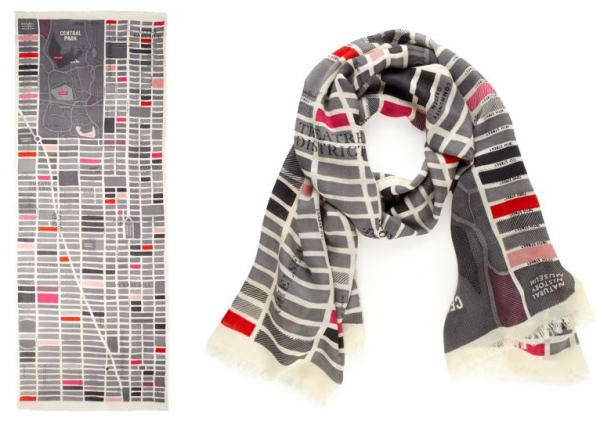 Kate-Spade-NYC-Scarf-Girl-About-Town-Map