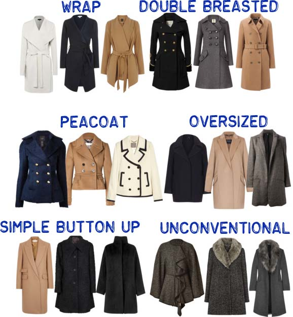 kinds of jacket for men