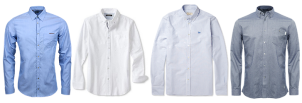 Minimalist-Wardrobe-Essentials-Men-Button-Up-Shirts