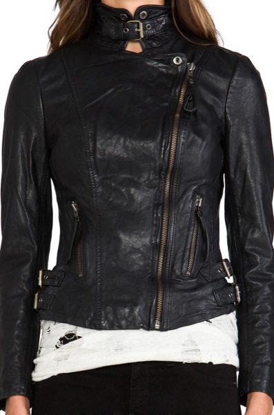 Muubaa-Reval-Biker-Jacket-Black-Detail