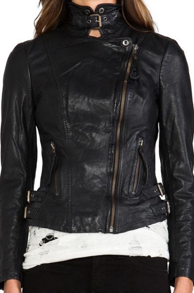 Muubaa-Reval-Biker-Jacket-Black-Detail