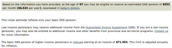 5 Old Age Security Benefits Old Age Security pension Guaranteed Income  Supplement The Allowances