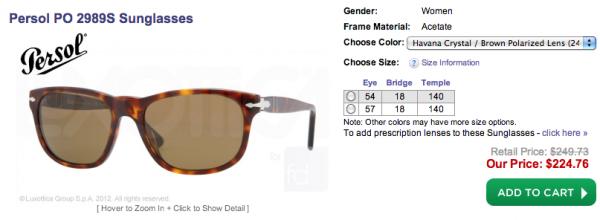 Persol-P02989-S-Size-57-Sunglasses-Detail