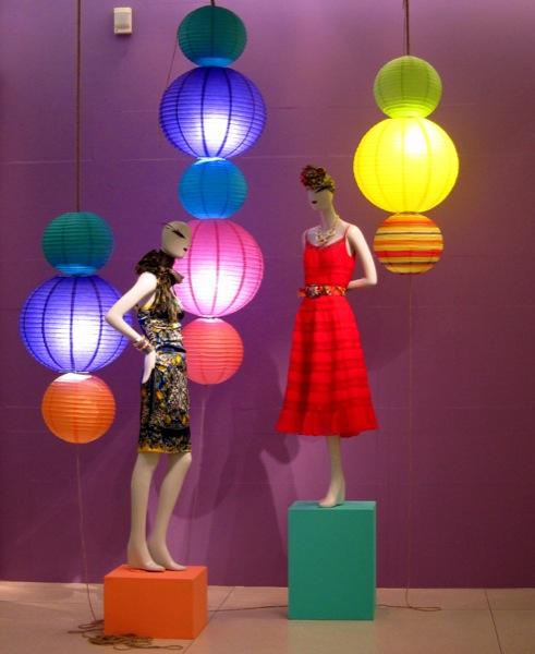 Photograph-Toronto-Canada-Holt-Renfrew-Shopping-Clothes-Wardrobe-Display