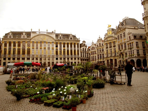 Photograph-Travel-Brussels-Belgium-Europe-La-Grande-Place