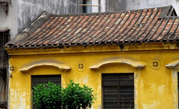 Photograph-Travel-Macau-Asia-House-Home-Building