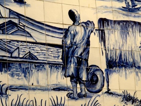Photograph-Travel-Macau-Asia-Mural-Painting-Chinese-history