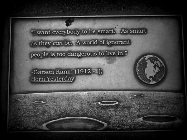 Photograph-Travel-NYC-New-York-City-USA-Debt-Money-Smart-Intelligence-Quote-Brains