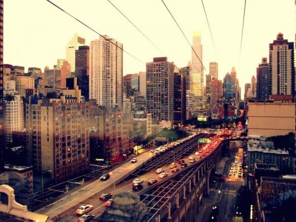 Photograph-Travel-NYC-New-York-City-USA-Roosevelt-Island-Tram