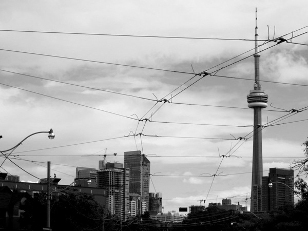 Photograph-Travel-Toronto-Ontario-Canada-CN-Tower-City-Urban