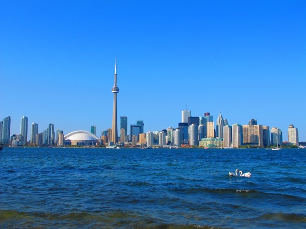 Photograph-Travel-Toronto-Ontario-Canada-Skyline-Landscape-Land-Lake