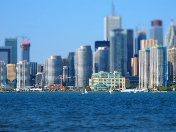Photograph-Travel-Toronto-Ontario-Canada-Skyview-Landscape-Toronto-Buildings-Skyline