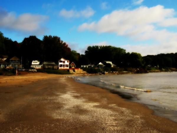 Port-Stanley-Beach-Travel-Photograph