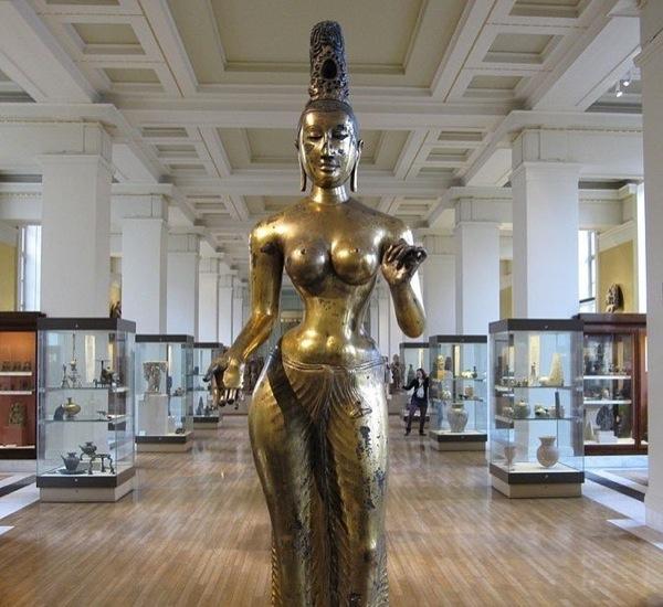 Secretum in the British Museum