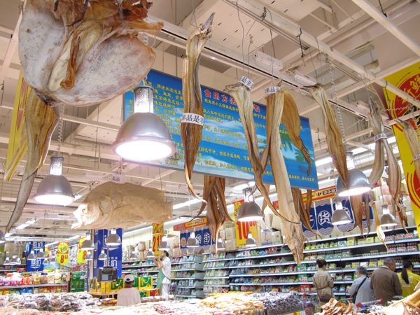 Shanghai-China-Carrefour-Grocery-Dried-Food