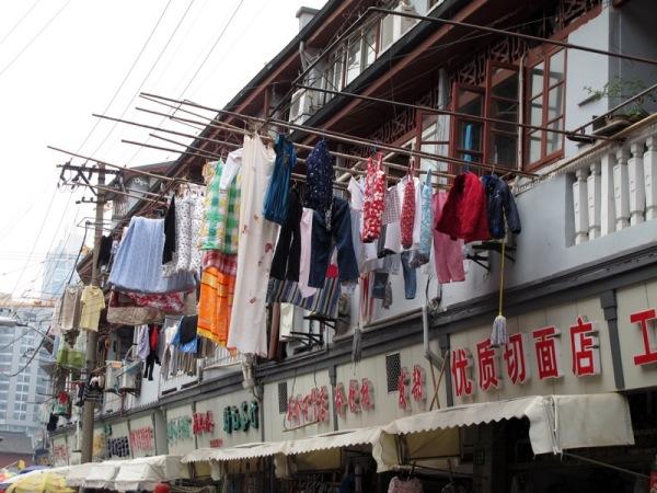 Shanghai-China-Photograph-Home-Alleyway-Neighbourhood