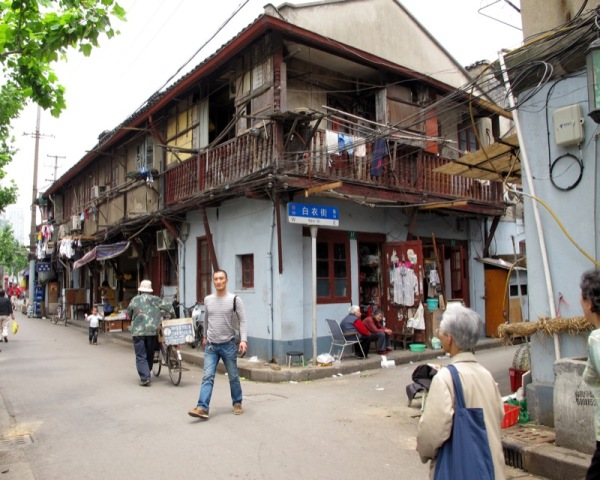 Shanghai-China-Photograph-Home-Alleyway-Neighbourhood-Old-3
