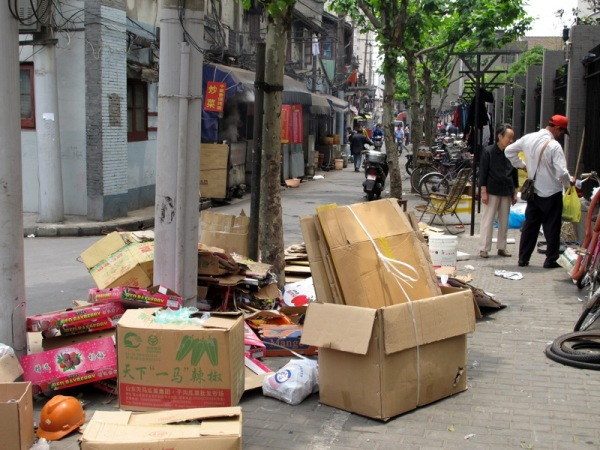 Shanghai-China-Photograph-Poverty-Alleyway