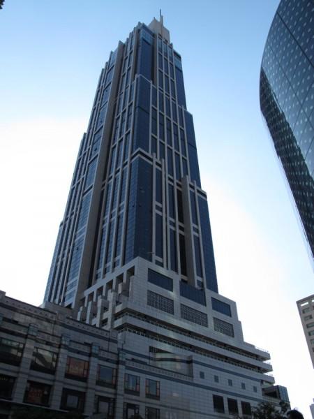 Shanghai-China-Photograph-Skyscraper