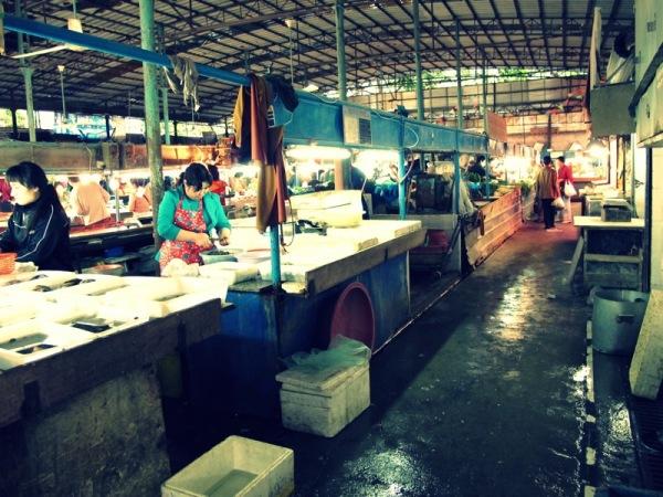 Shanghai-China-Photograph-Wet-Market-Food-Seafood