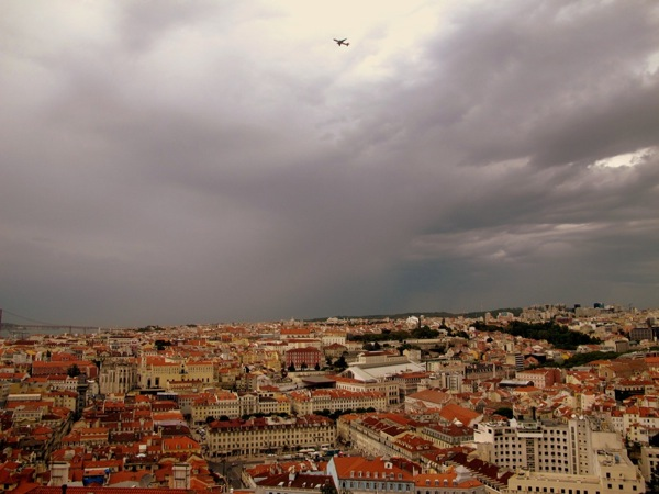 Travel-Photograph-Lisbon-Portugal-Europe-Overview-Cityscape