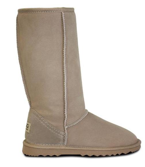 UGG-Australian-Made-Not-Australia-Boots-Tall-Sand